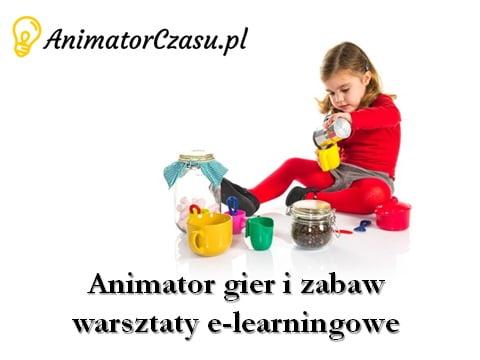 Animator gier i zabaw