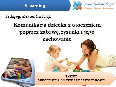 Komunikacja dziecka z otoczeniem