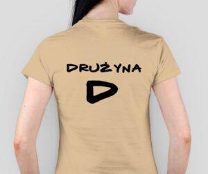 Koszulka do gier zespołowych – damska