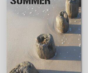 Podkładka pod myszkę: Summer