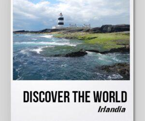 Podkładka pod myszkę: Discover the World – Irlandia