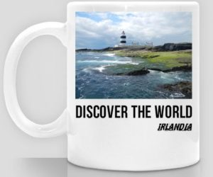 Discover the World – Irlandia Kubek do kawy