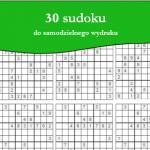 30 sudoku do samodzielnego wydruku
