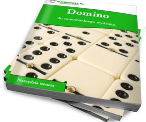 Domino do samodzielnego wydruku