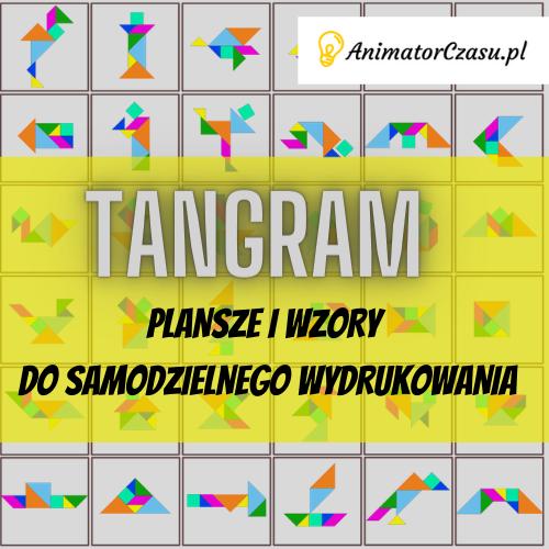 tangram | AnimatorCzasu.pl