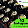 szyfrogramy | AnimatorCzasu.pl