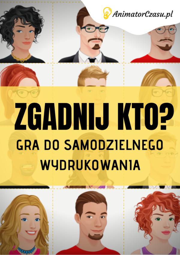 zgdnij kto okladka | AnimatorCzasu.pl