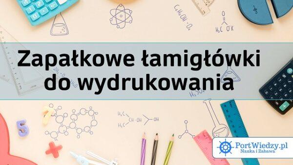 zapalki okldka | AnimatorCzasu.pl