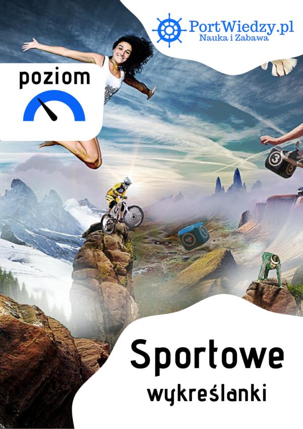 sportowe wykreslanki okladka | AnimatorCzasu.pl